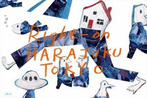 フラッグシップショップ 『Right-on HARAJUKU TOKYO』がついにOPEN! 3月25日(土)よりオープニングイベントを開催!