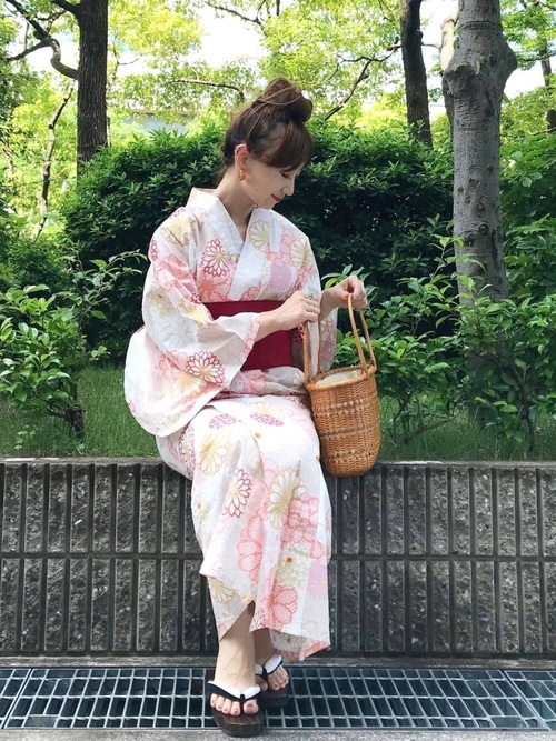 パーソナルカラー別!夏のおすすめ浴衣コーデ