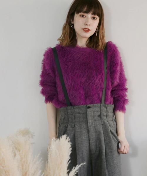 似合うセーターをパーソナルカラー診断で見つける@東京